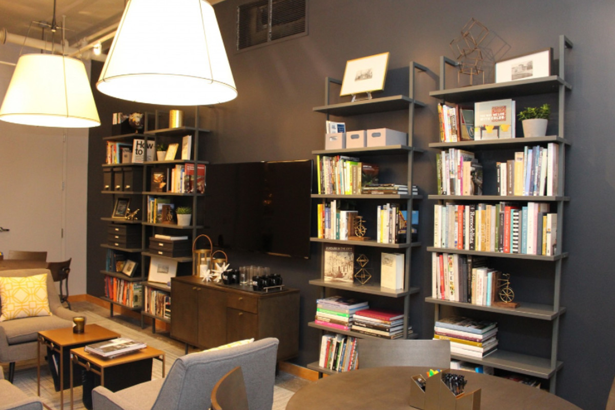 Design library opens in shaw for all your inspiration needs