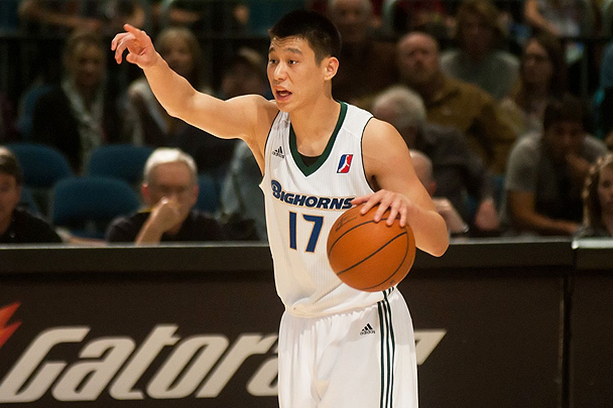 "Linsanity: Before New York, ""Linsanity"" Rooted In Reno Bighorns"