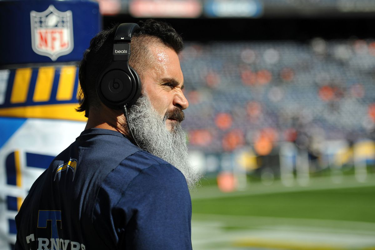 Will the Broncos fear the beard?