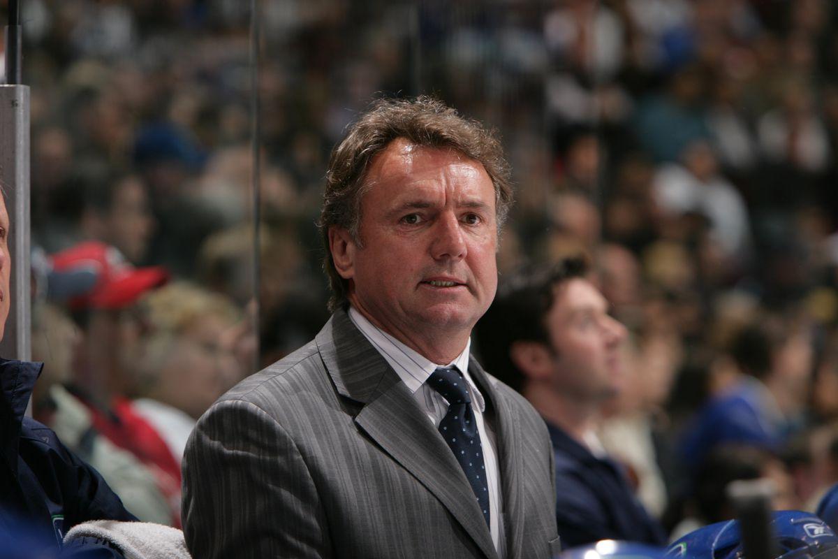 Anaheim Ducks v Vancouver Canucks, Game 4