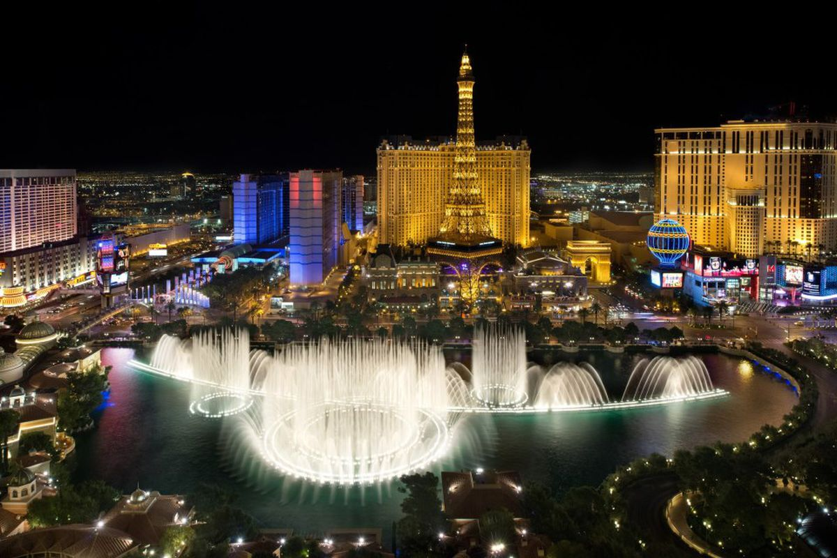Image result for bellagio fountain show