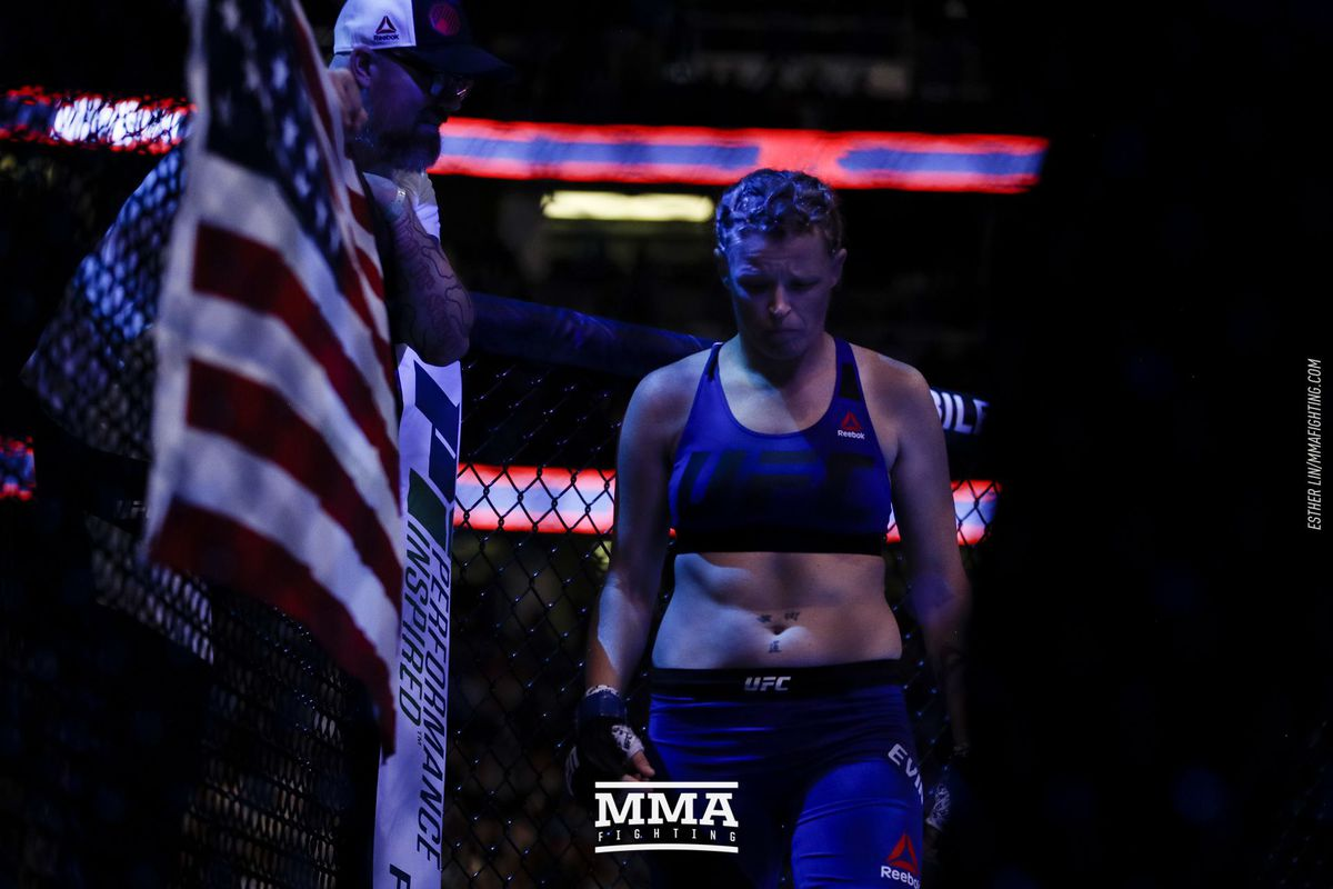 Pioneer Tonya Evinger wants to crash the party in Sweden, score her first UFC victory