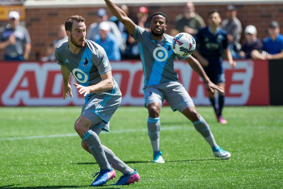 MLS: Sporting KC at Minnesota United FC