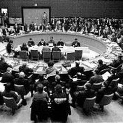 Sixty years after it was created, the United Nations has fallen far short of the larger promise its founders envisioned.