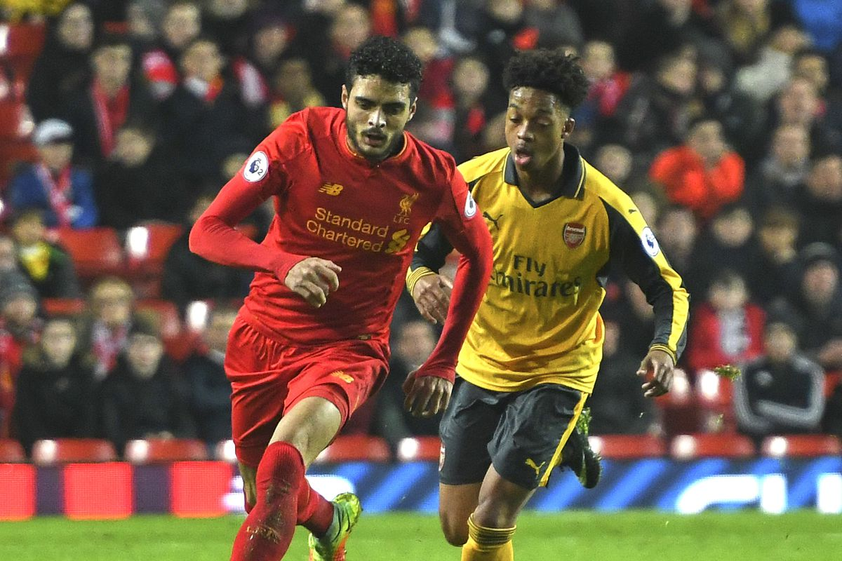 Liverpool v Arsenal - Premier League 2