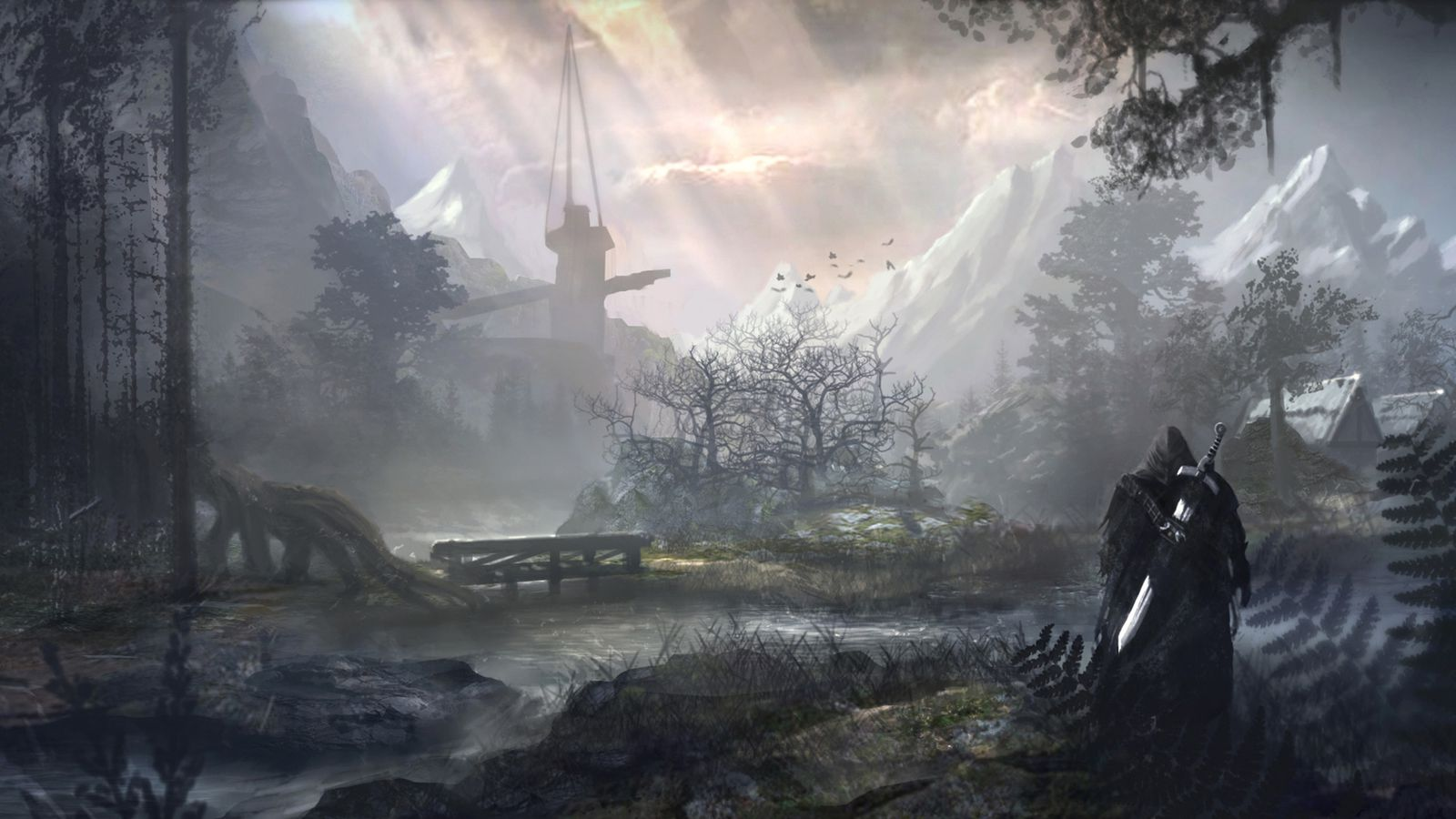 ELEX Is The Next Game From The Studio Behind Risen