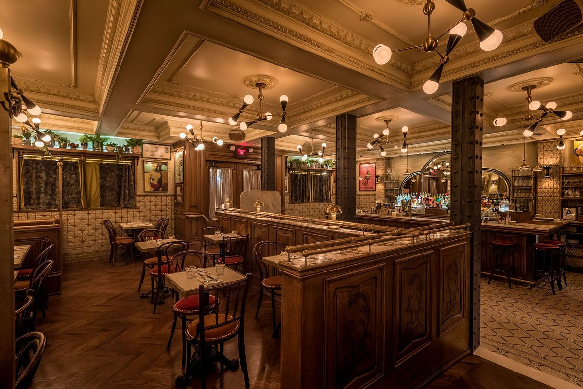Barbette S Sumptuous French Dining Room Opens In West