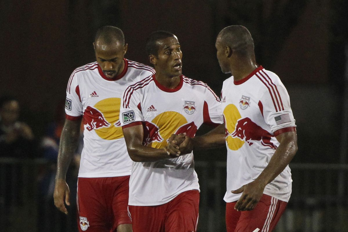 Roy Miller: The undoubted star of the New York Red Bulls