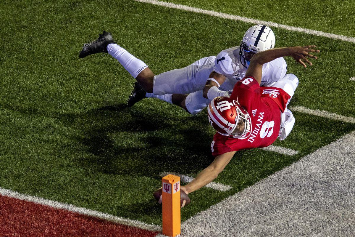 NCAA Football: Penn State at Indiana