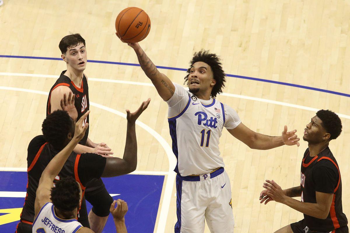 NCAA Basketball: St. Francis (PA) at Pittsburgh