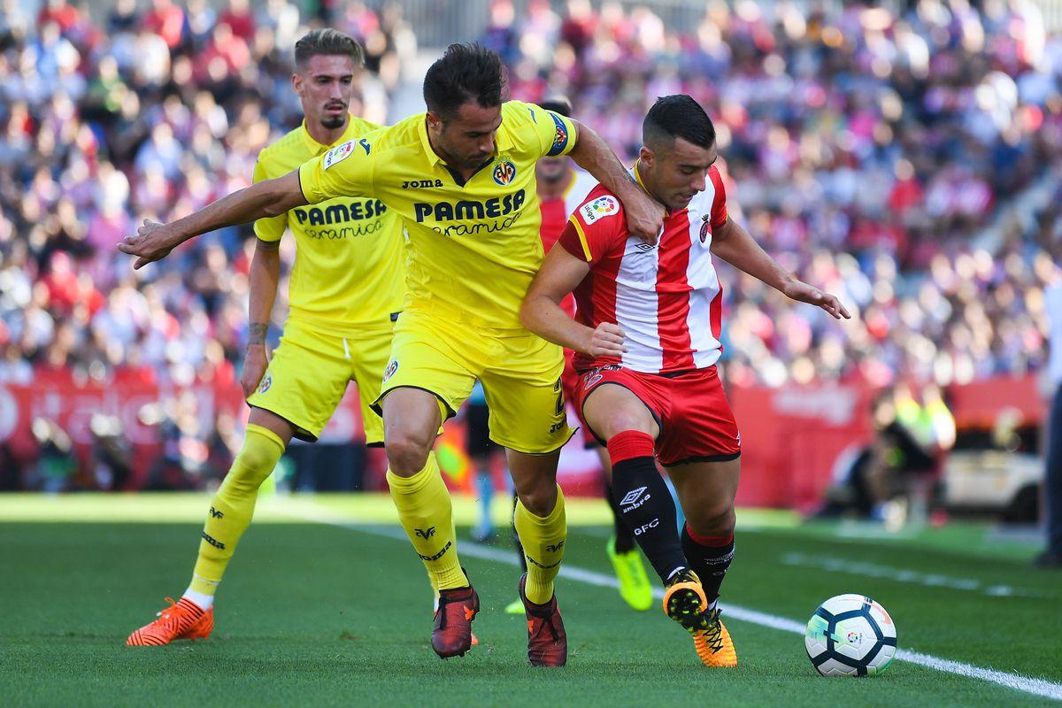 Girona v Villarreal - La Liga