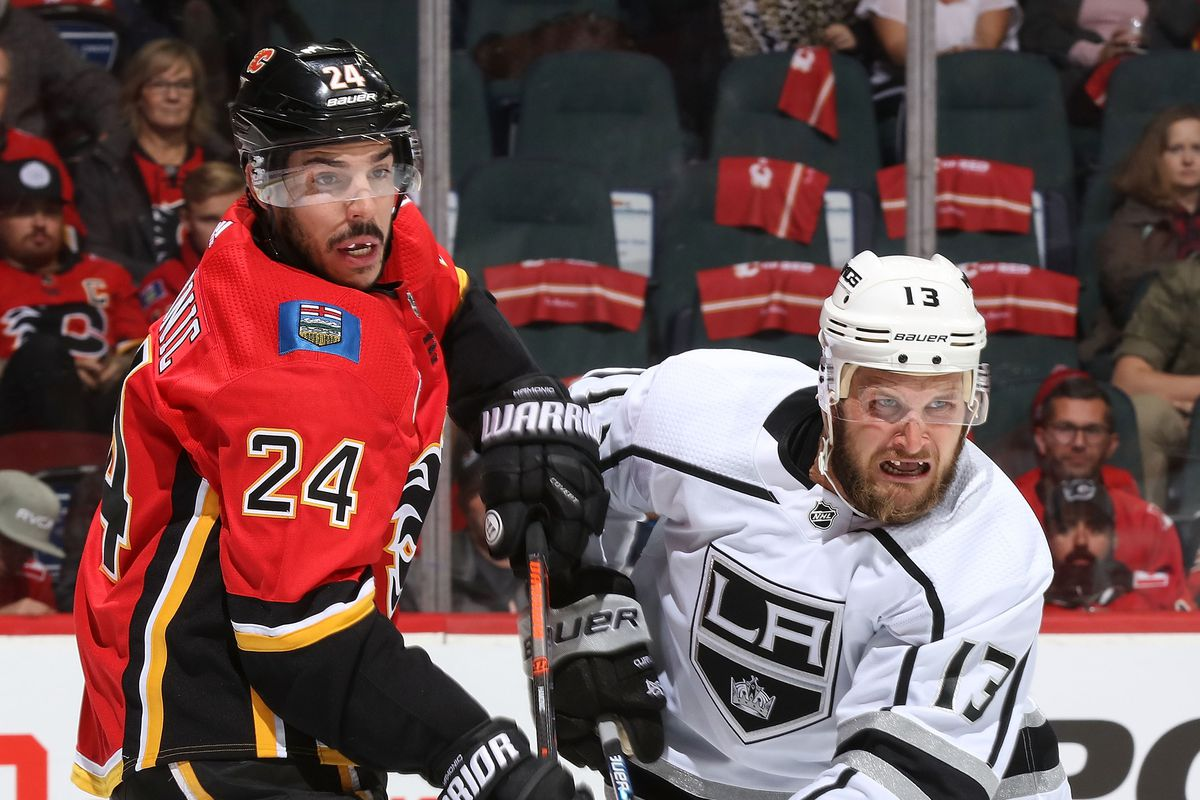 Game Day Stats & Discussion Thread: Calgary Flames @ Los Angeles Kings