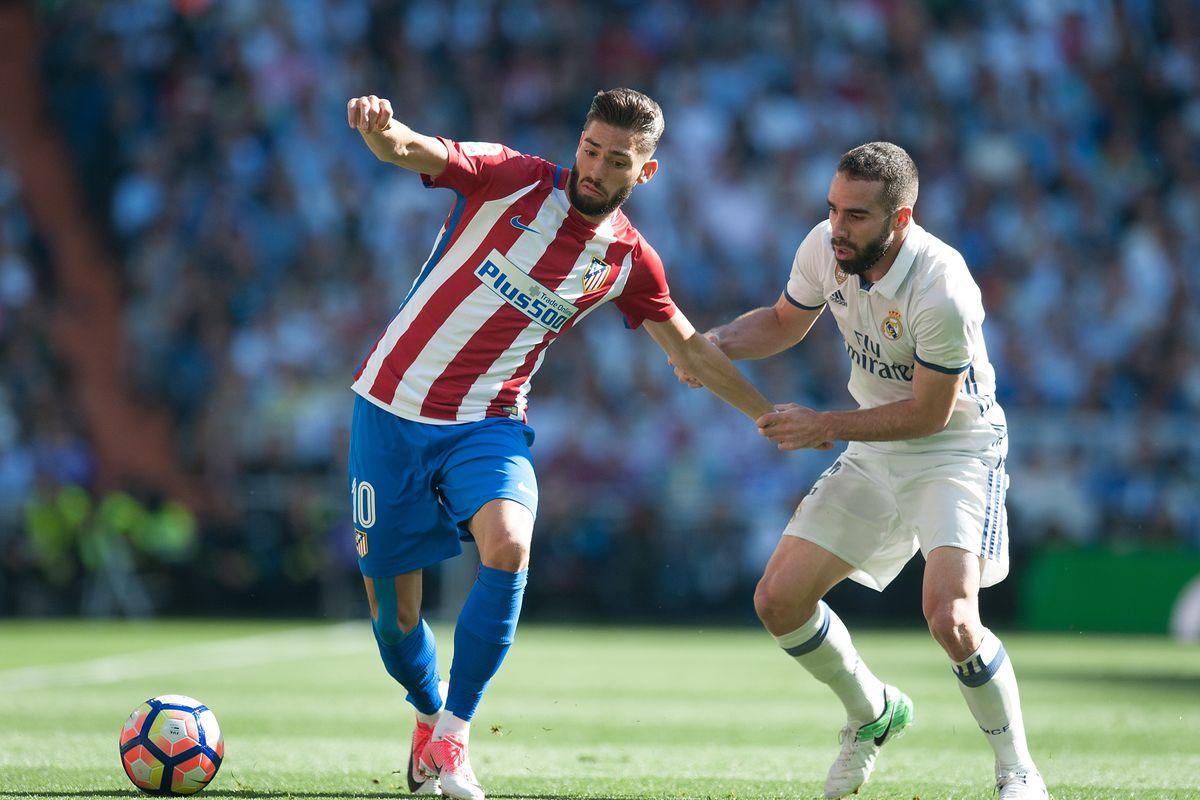 Real Madrid CF v Club Atletico de Madrid - La Liga