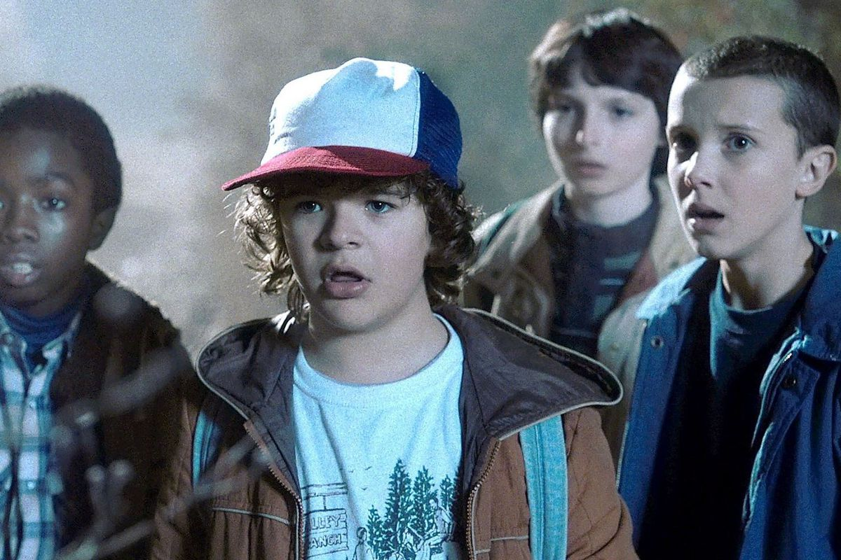 Stranger Things creators want series to end after four seasons