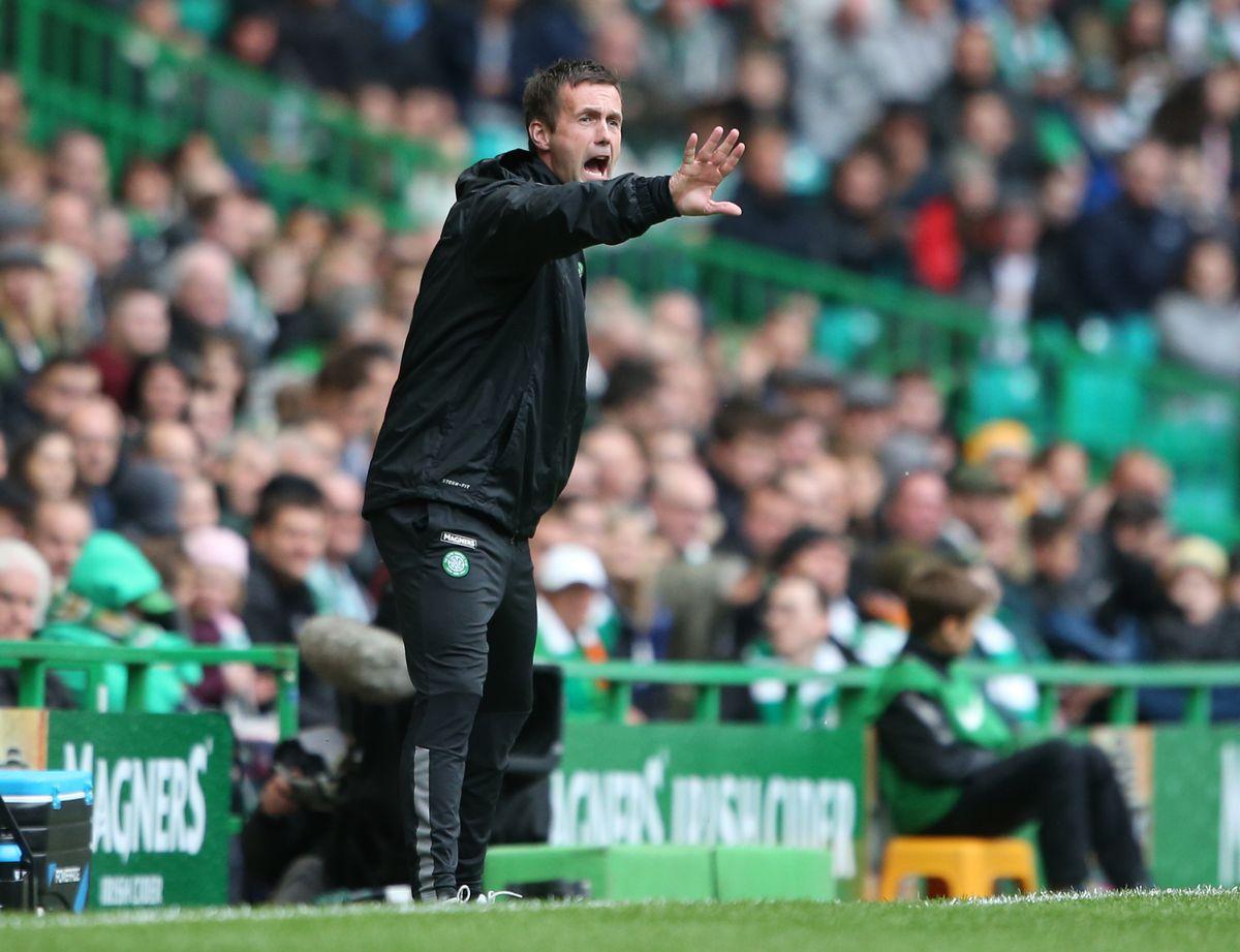 Soccer - Scottish Premier League - Celtic v Dundee United - Celtic Park