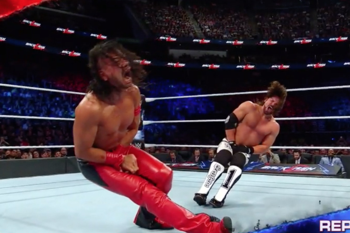 WWE Backlash 2018 live results: Winners and highlights from
