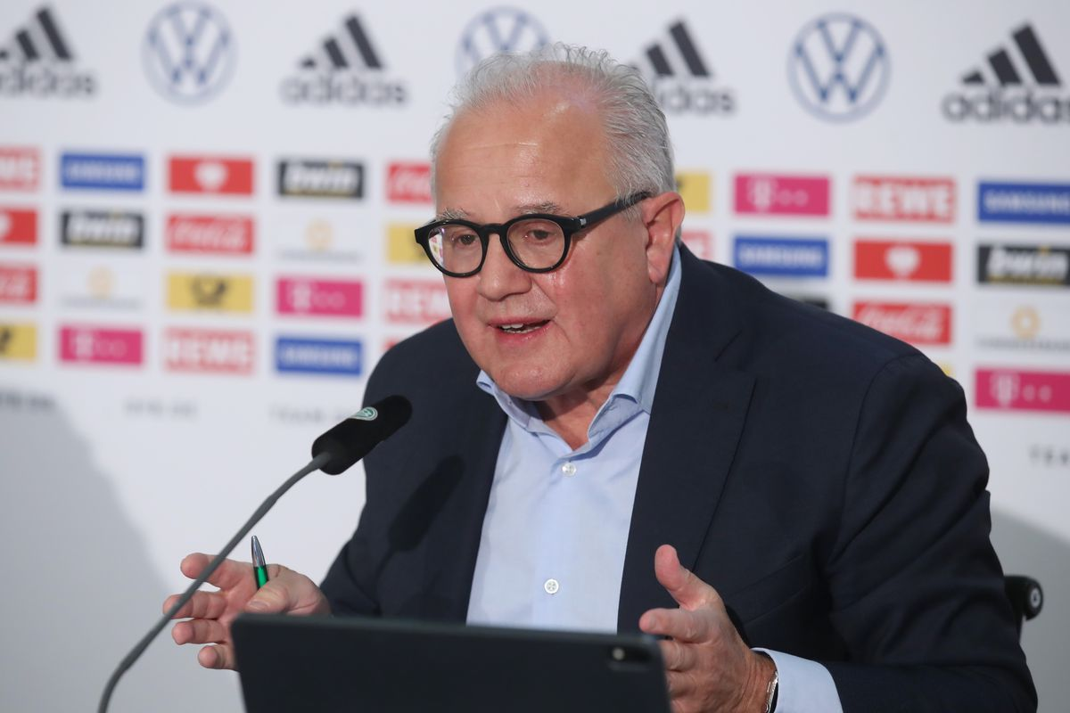 The Value Of Amateur Football - Digital DFB Press Conference