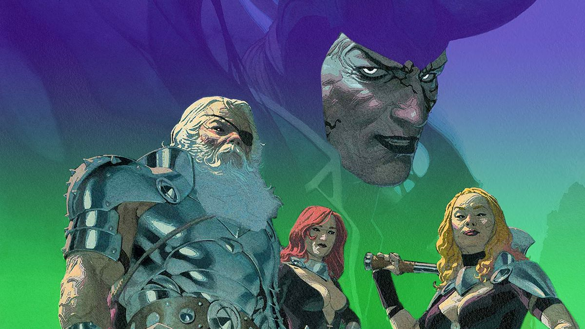 The future of the X-Men is revealed this fall at Marvel