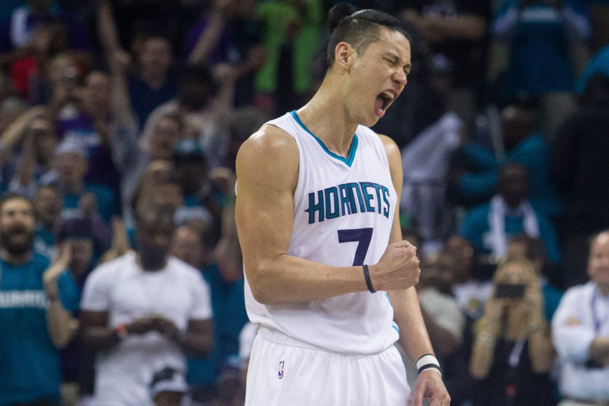 Jeremy Lin gives the Charlotte Hornets the most bang for their buck ... f099907fb