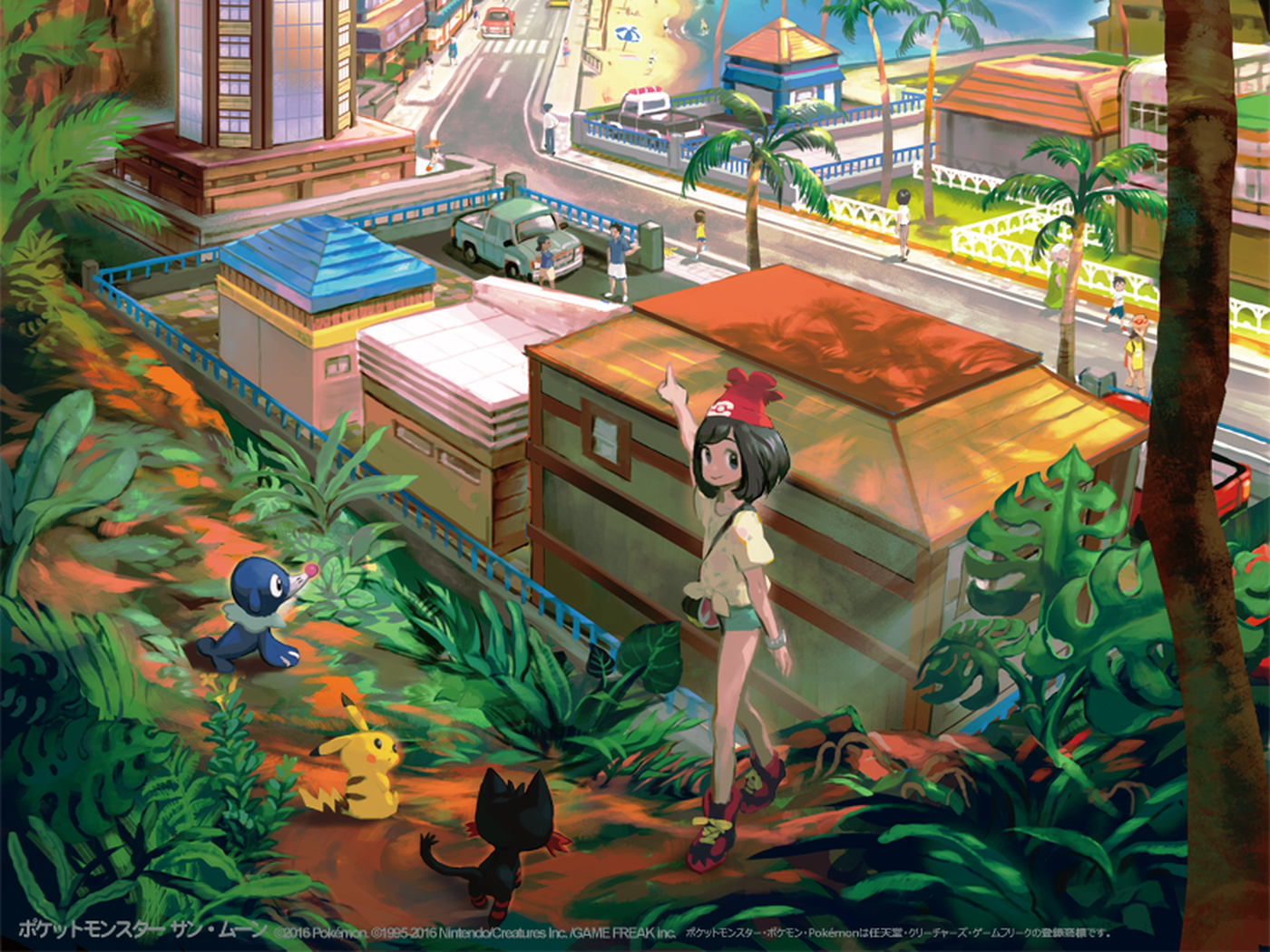 Pokemon Sun And Moon S Postgame Is Light But Here S The 11 Things