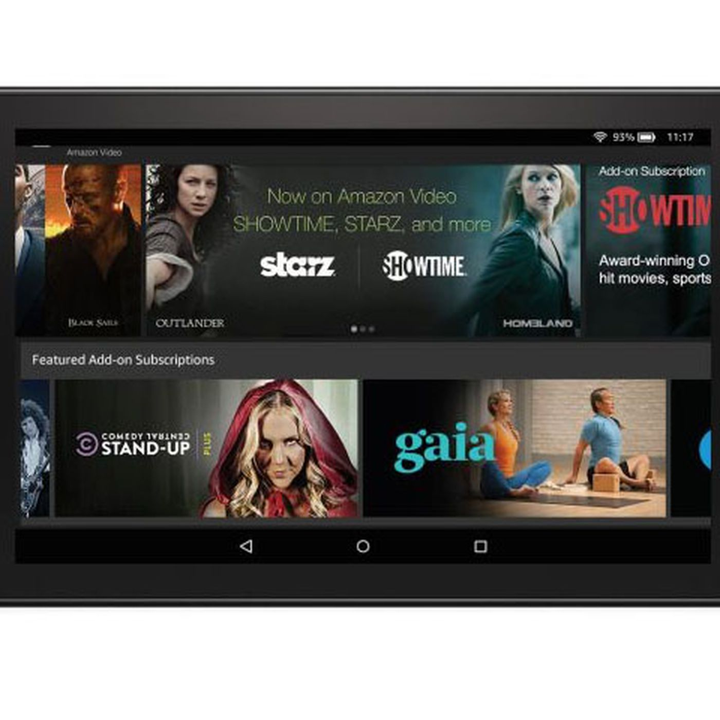 Amazon Starts Building Its Own Bundle by Selling Showtime