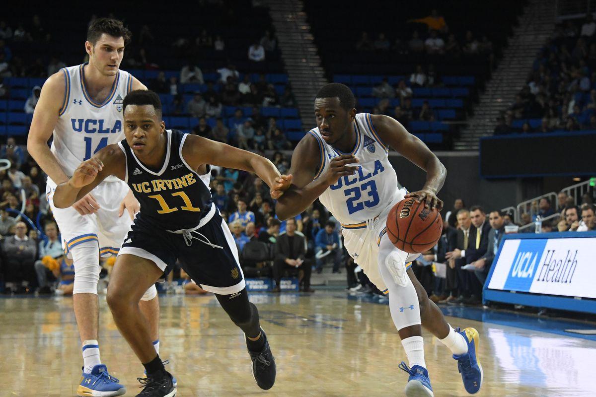 NCAA Basketball: UC Irvine at UCLA