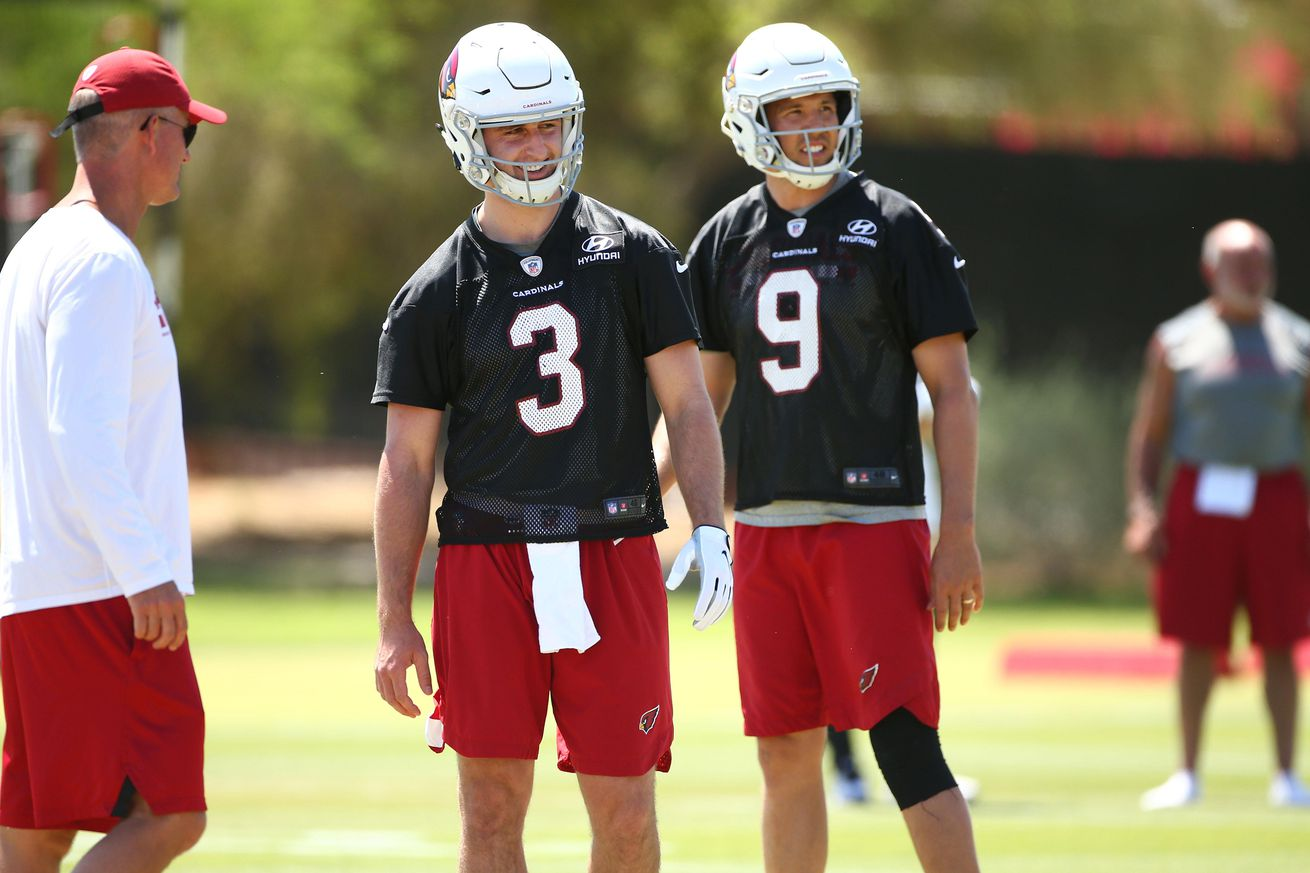 ESPN's biggest roster decision for the Arizona Cardinals is who to start at quarterback