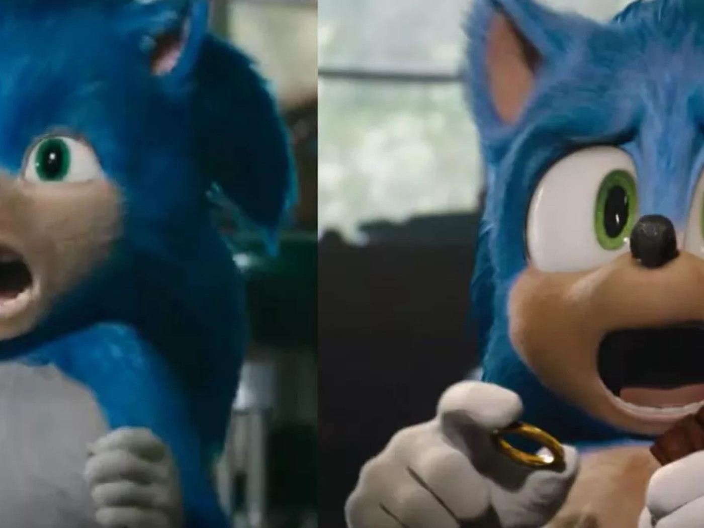 The New Sonic Trailer Is Here Everyone Rejoice Funny Or Die