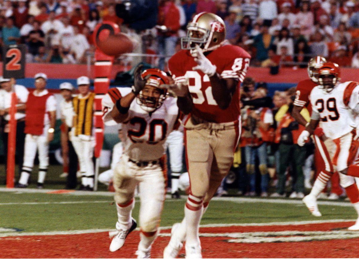 Super Bowl XXIII:  Cincinnati Bengals v San Francisco 49ers