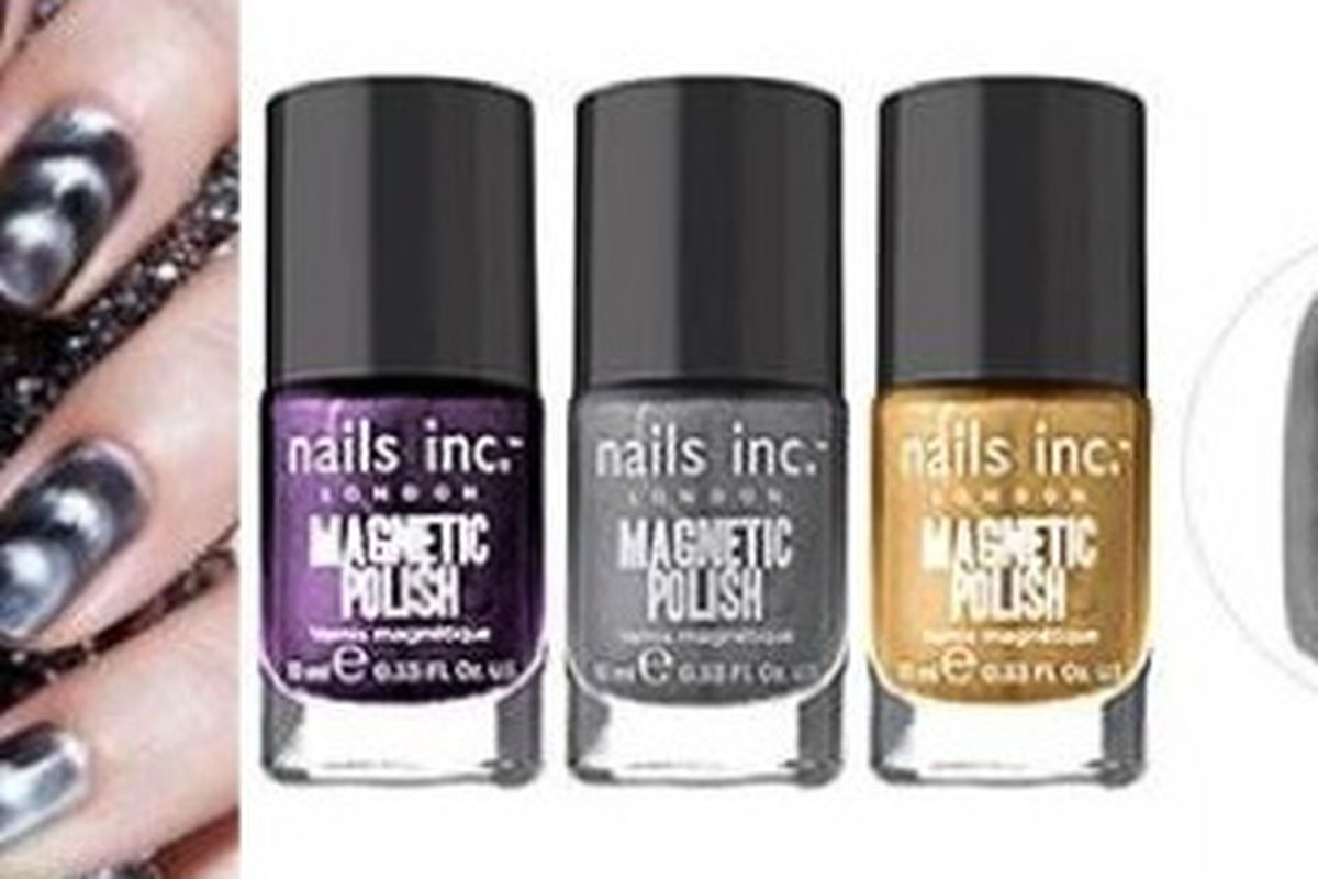 Nails Inc.\'s Magnetic Nail Polish Launches Exclusively at Sephora ...