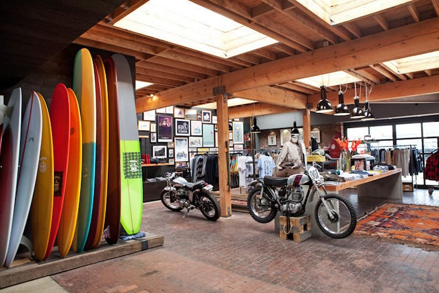 Deus Ex Machina Motors Into Venice Racked La