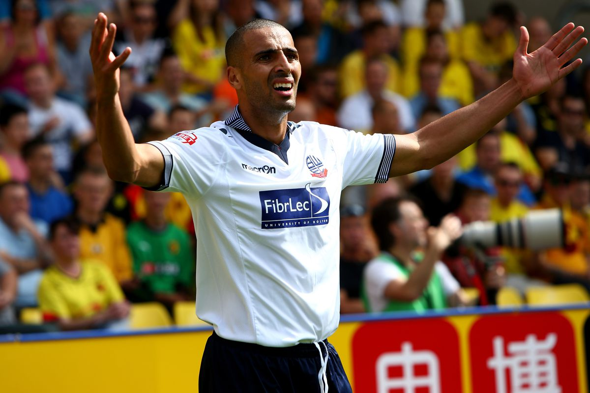 Darren Pratley after his 63rd foul of the first half