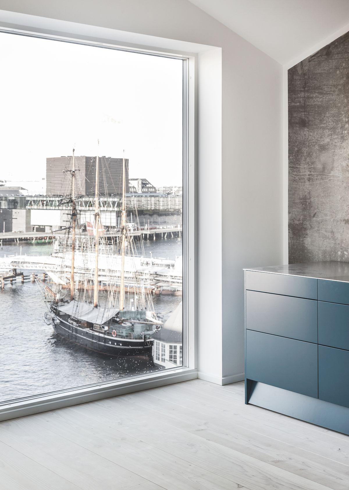 Kroyers Plad apartments in Copenhagen