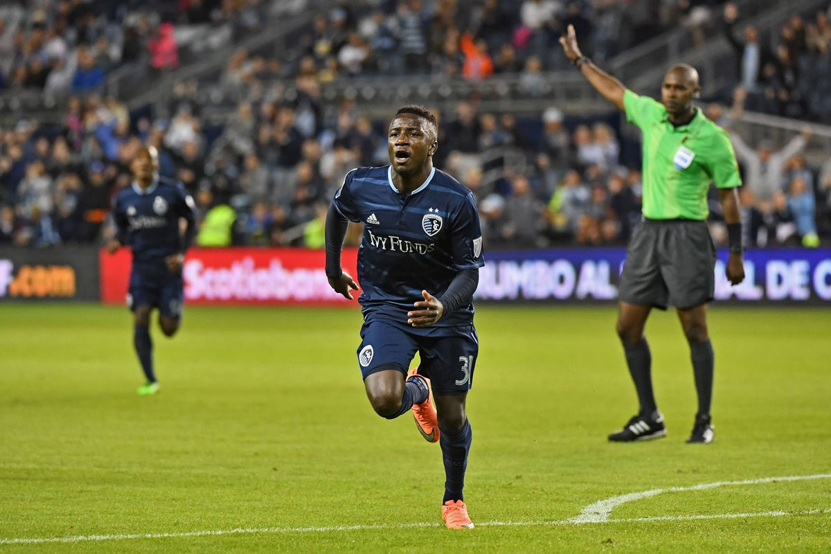 MLS: CONCACAF Champions League-Central FC at Sporting KC