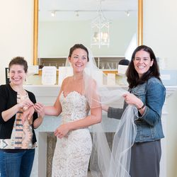 D.C. locals and Hitched owners Julia Lichtman Kepniss and Carin Rosenberg Levine