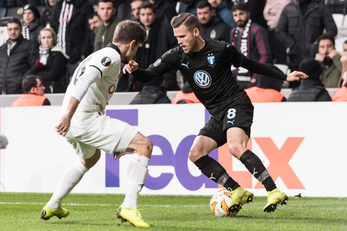"UEFA Europa League""Besiktas AS v Malmo FF"""
