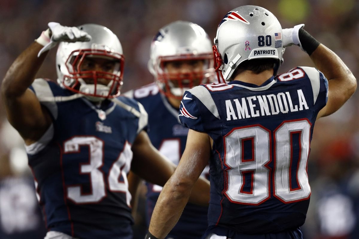 Can't salute Vereen and Amendola enough after this win
