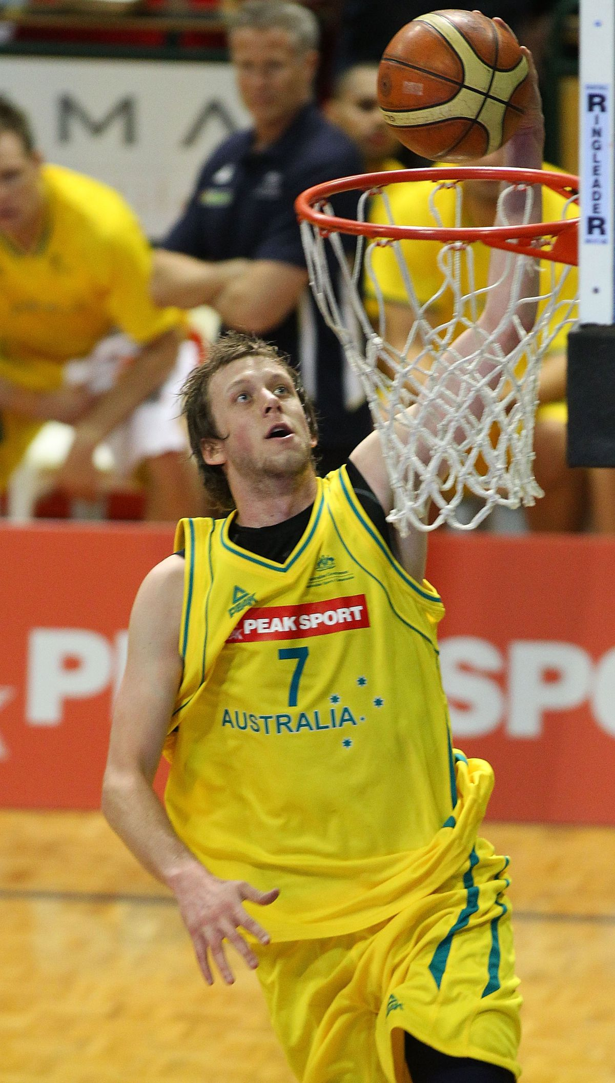 Boomers v Argentina - International Series: Game One