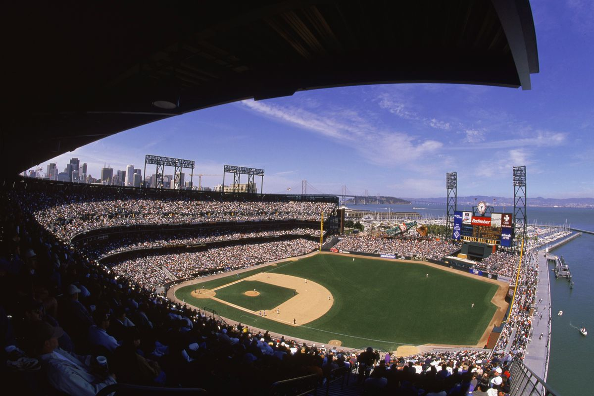 General View of Pac Bell Park