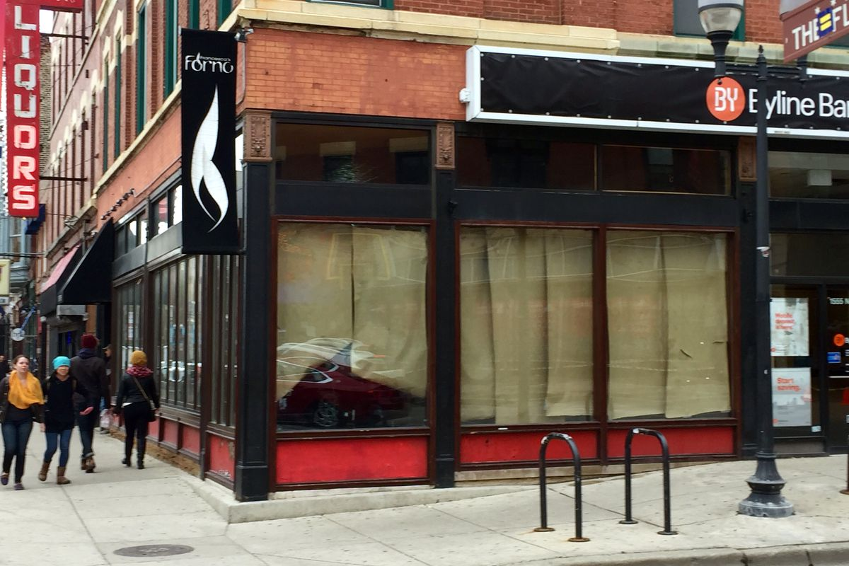 The former Francesca's Forno space