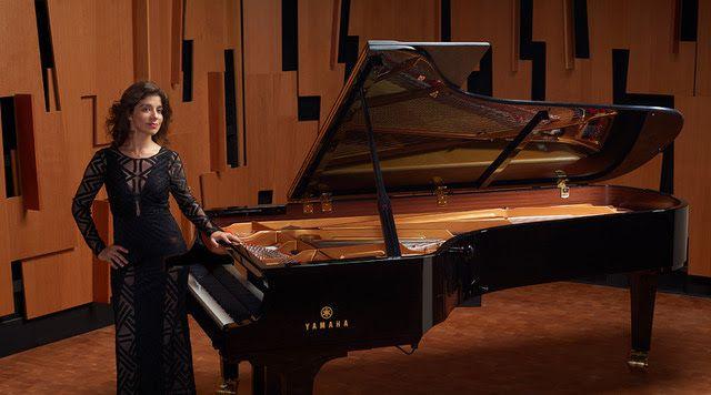 Pianist Inna Faliks   Provided Photo?