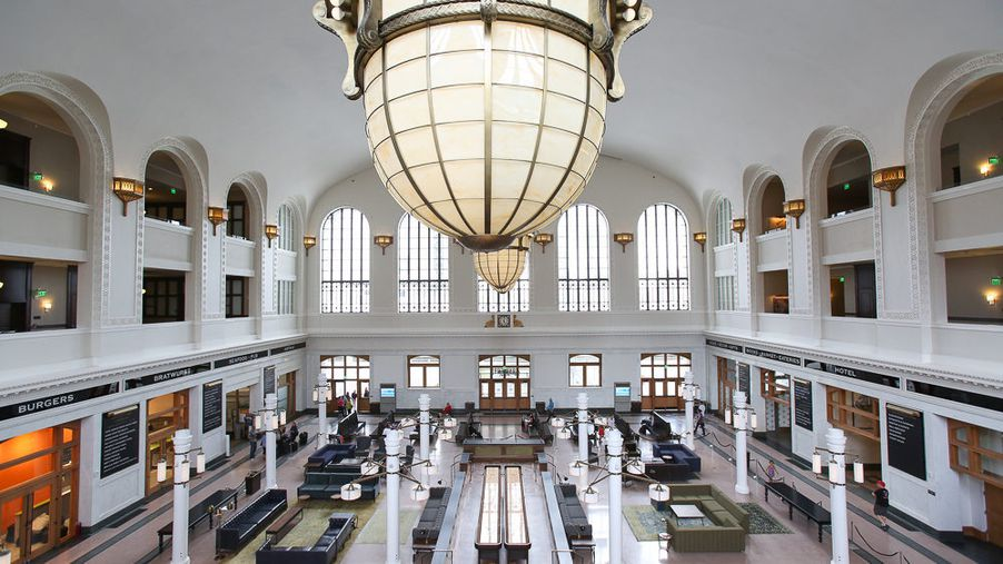 The Cooper Lounge Now Pouring At Union Station Eater Denver