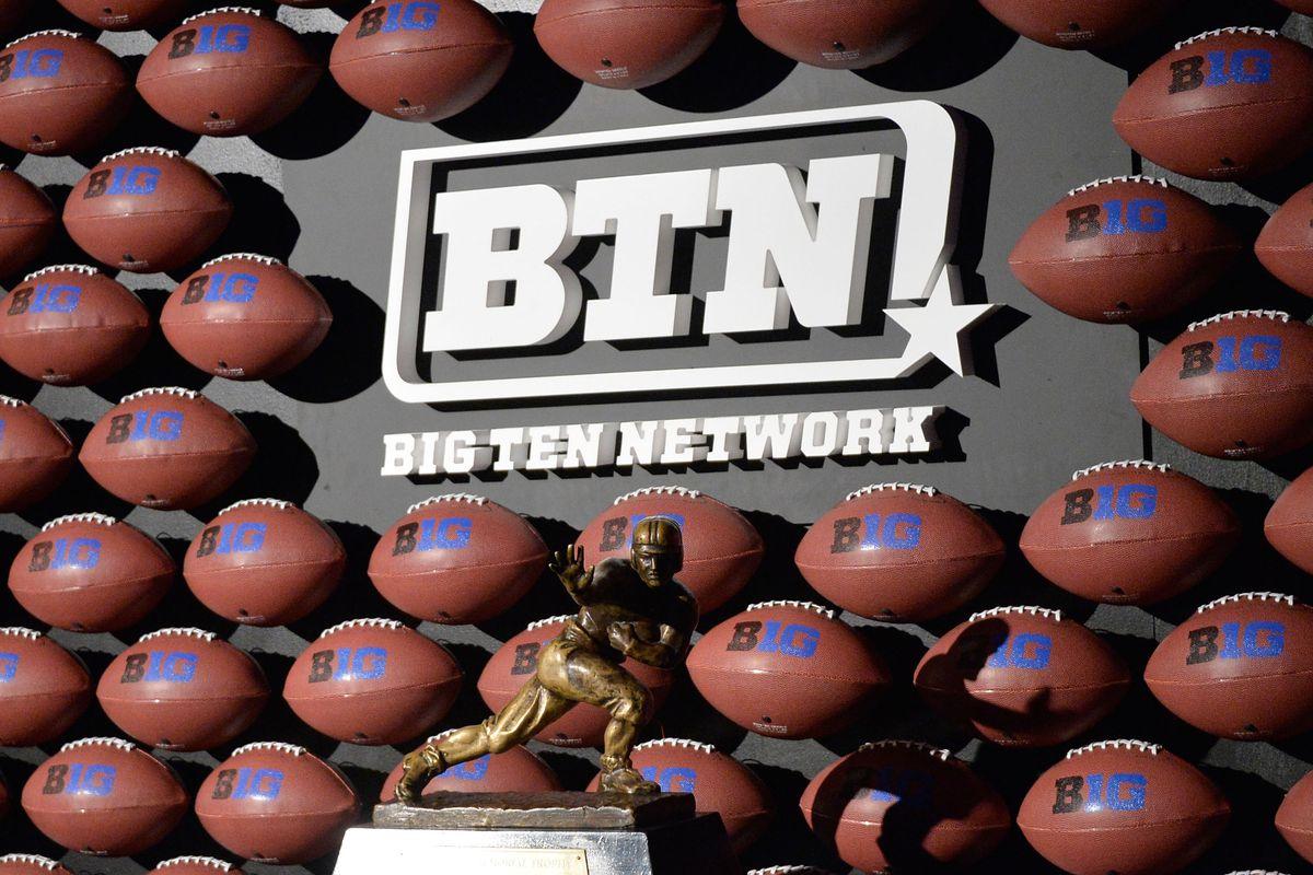 The Big Ten Network Kick Off Party