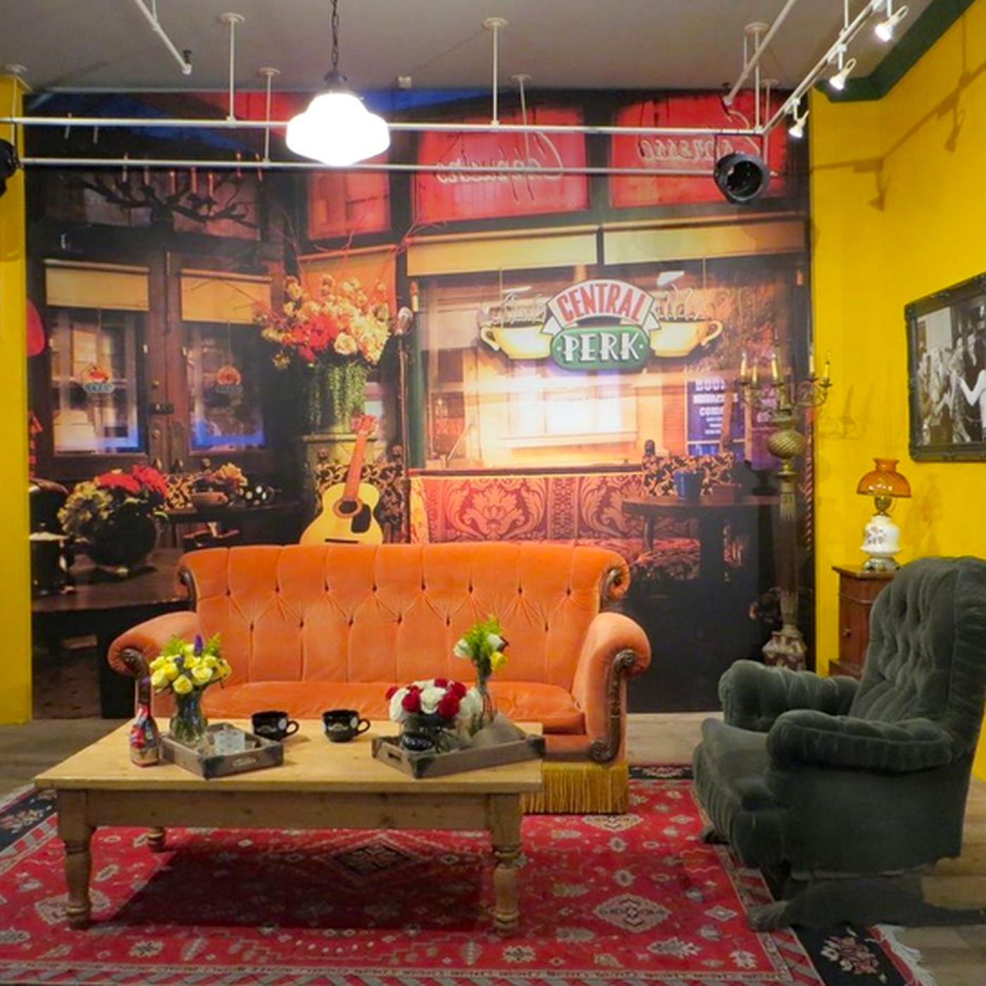 Make Friends At Central Perk Opening Tomorrow Eater