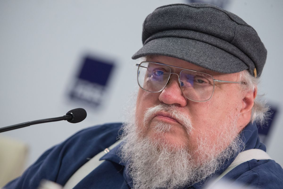 George R R  Martin: final Game of Thrones books are not