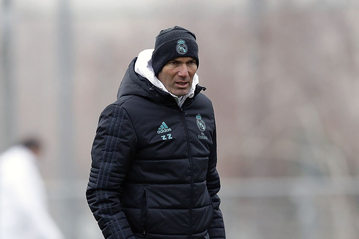 """queso Asesinar hecho  Zidane: """"Nobody is going to get off the boat"""" - Managing Madrid"""