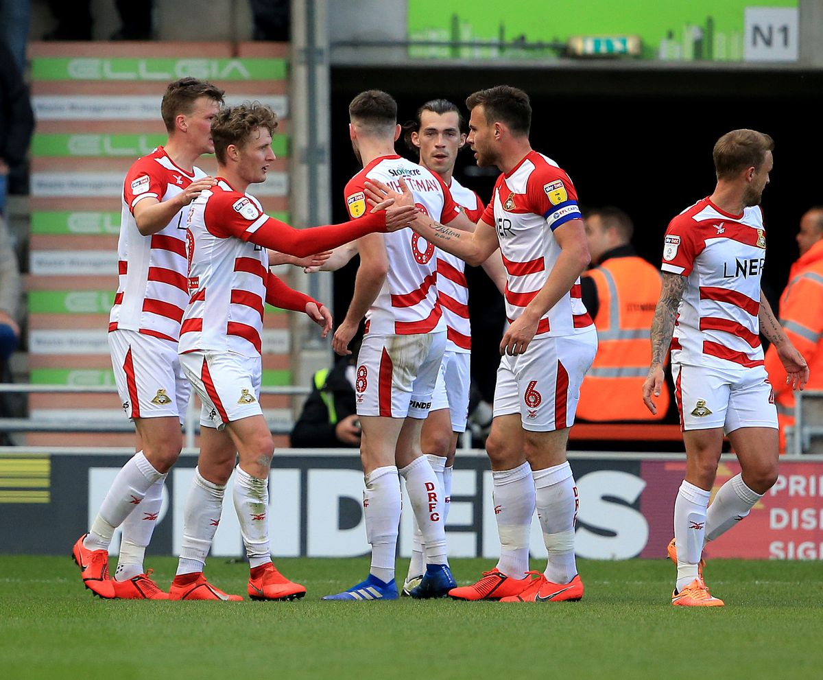 Doncaster Rovers v Conventry City - Sky Bet League One - Keepmoat Stadium