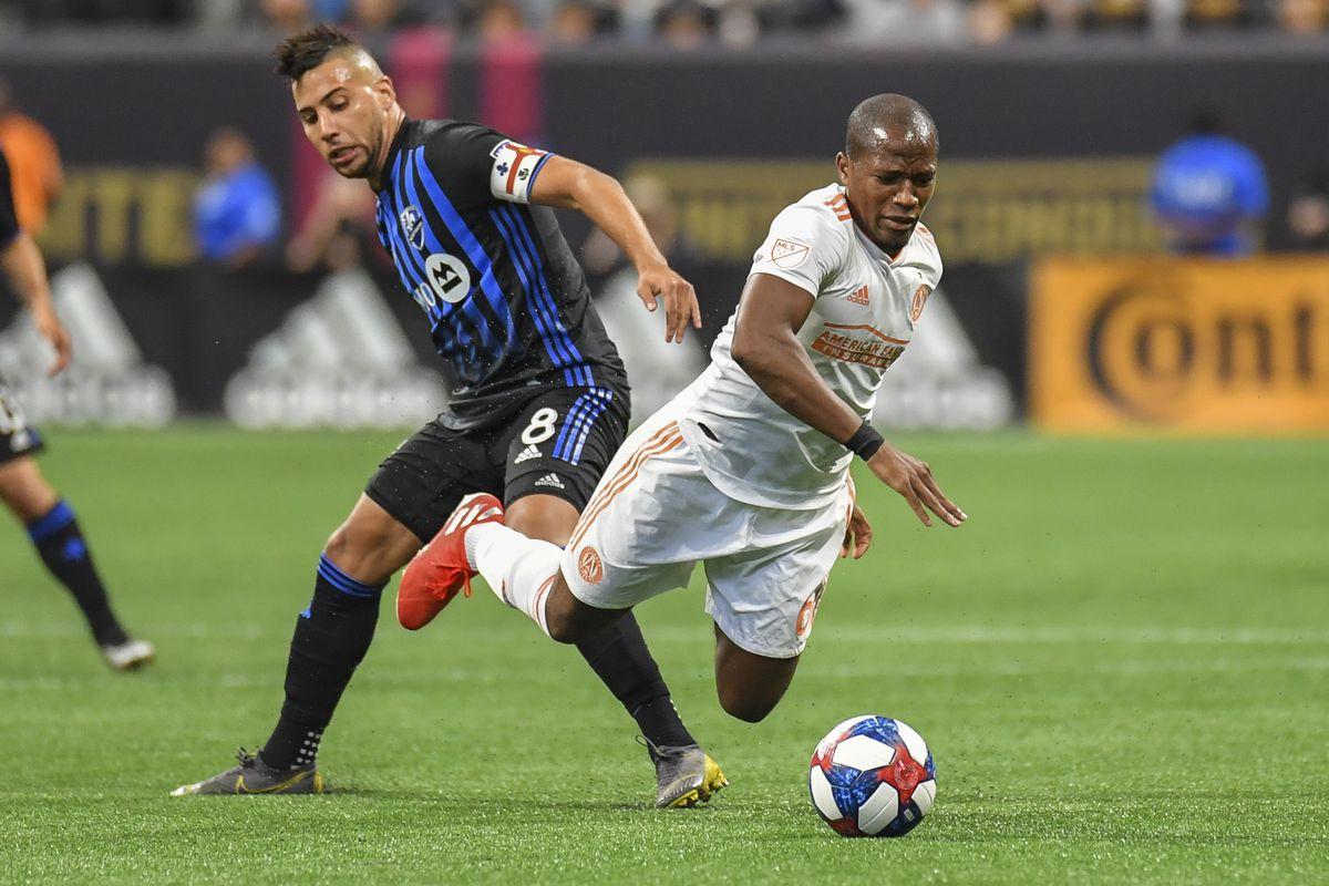 MLS: Montreal Impact at Atlanta United FC