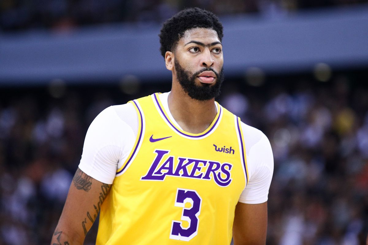 Lakers Rumors Anthony Davis Mri Reportedly Returns Clean
