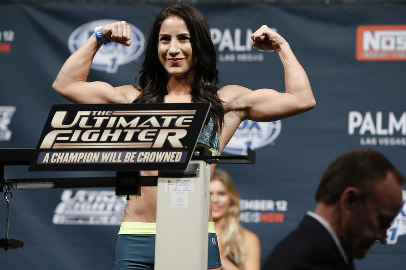 Tecia Torres replaces Amanda Ribas, fights Juliana Lima at TUF 25 Finale